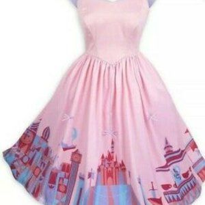 Disney Dresses - Disney Parks Dress Shop Fantasyland Aurora Castle